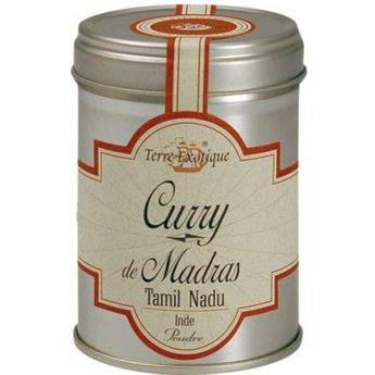 Curry de Madras 60gr - Terre Exotique