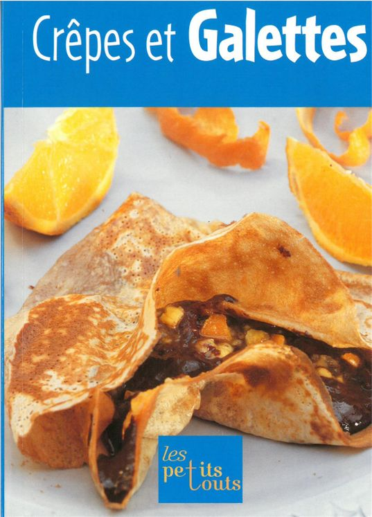 CREPES ET GALETTES - OUEST FRANCE EDITIONS