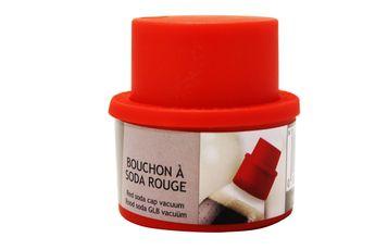 BOUCHON SODA ROUGE - ALICE DELICE