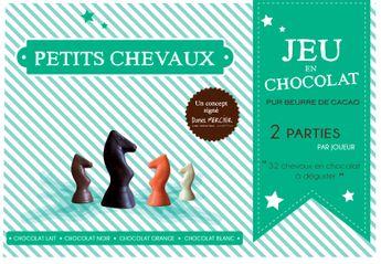 JEU DE PETITS CHEVAUX - RECETTE MERCIER