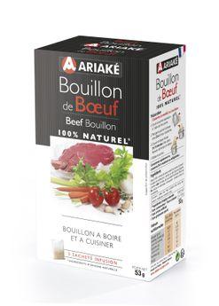 BOUILLON DE BOEUF - ARIAKE