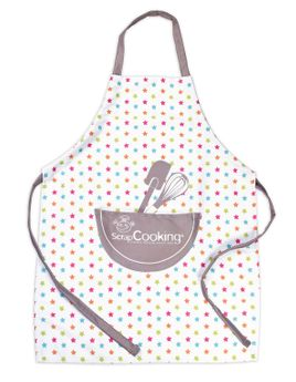 TABLIER + TOQUE ENFANT - SCRAPCOOKING