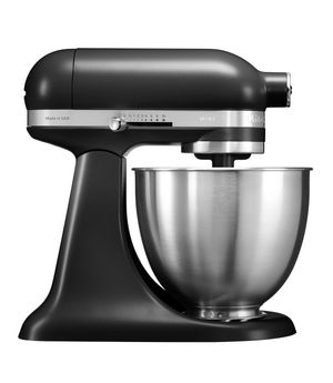 Robot mini-Artisan noir mat 3.3l - Kitchenaid