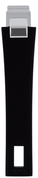 Poignée amovible noire - Cristel