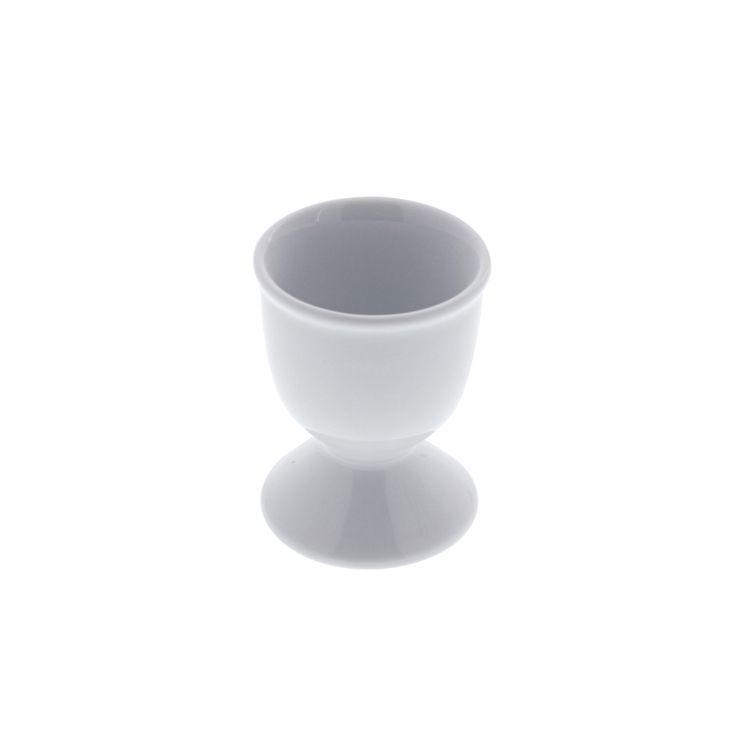 Coquetier blanc porcelaine - Cosy Trendy