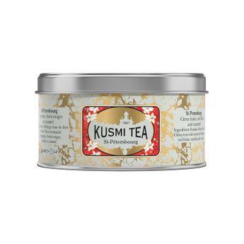 THÉ ST PETERSBOURG - 125G - KUSMI TEA