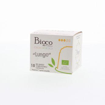 10 CAPSULES LUNGO - BIOCO