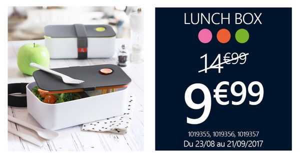 Lunch Box Alice Délice