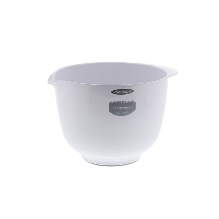 Bol de préparation blanc 1.5l - Mepal Rosti