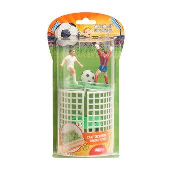 Achat en ligne Décor de gâteau : Football - Dekora