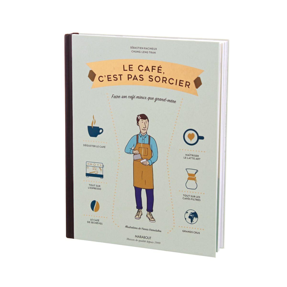 LE CAFE C´EST PAS SORCIER - MARABOUT