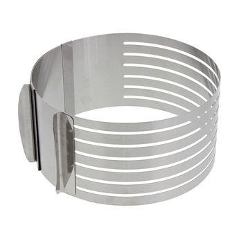 Achat en ligne Cercle à génoise extensible 16 à 20 cm - Scrapcooking