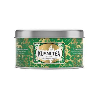 THÉ VERT MENTHE NANAH - 125G - KUSMI TEA