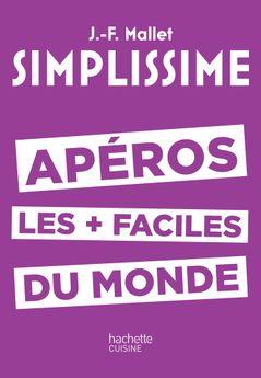 Simplissime apéros - Hachette Pratique