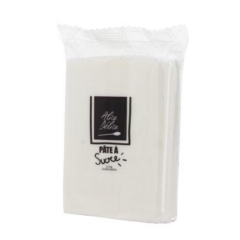 Pâte à sucre blanche 250g - Alice Délice