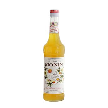 Sirop passion 70 cl - Monin