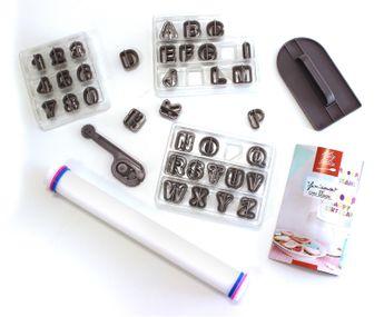 Achat en ligne Kit pâte à sucre débutant - Alice Délice