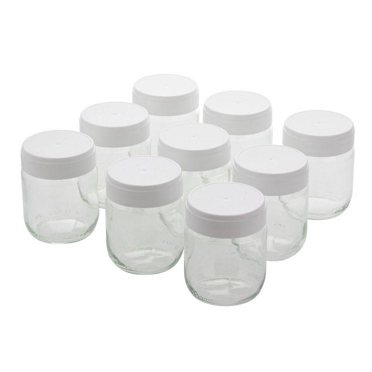 9 pots de yaourts - Lagrange