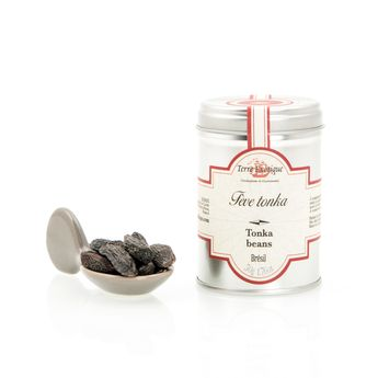 Fève de tonka 50 g - Terre Exotique