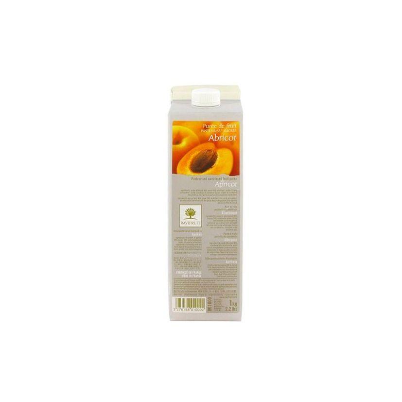 Purée d´abricot 1000ml -  Ravifruit