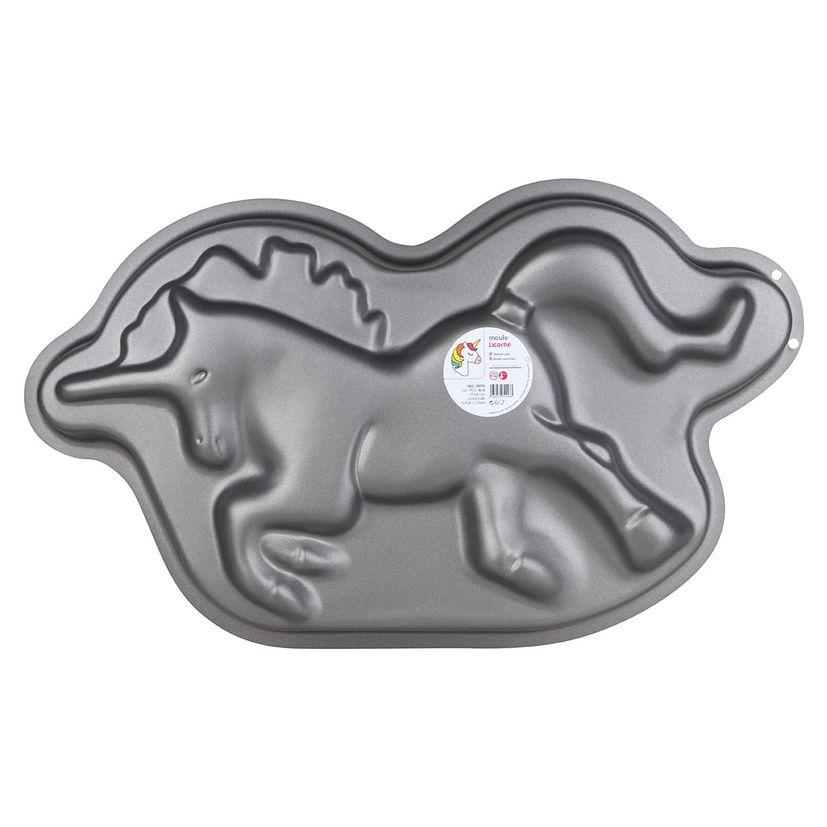 Moule licorne acier - Chevalier Diffusion