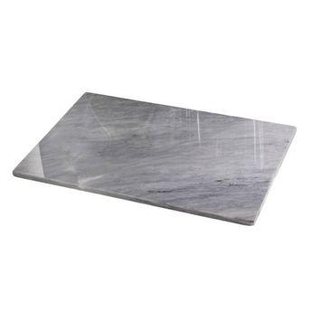 Planche rectangulaire marbre 46 x 30 cm - Chevalier Diffusion