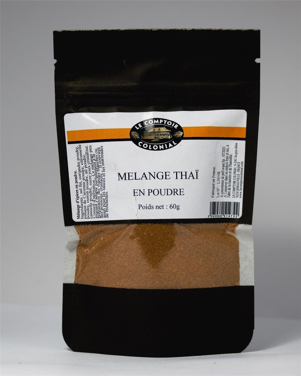 Mélange thaï sachet 60gr - Maom