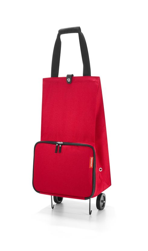 CHARIOT FOLDABLETROLLEY ROUGE - REISENTHEL