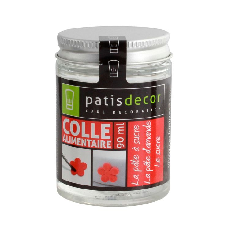 COLLE ALIMENTAIRE 90ML - PATISDECOR