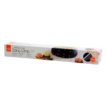 Achat en ligne Rouleau de pâte à sucre bleu marine 430 gr - Voila