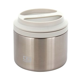 Achat en ligne Bento isotherme MB élément argent 650 ml - Monbento