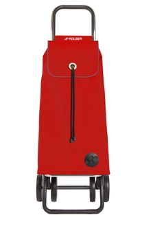 CHARIOT 4 ROUES ROUGE - ROLSER