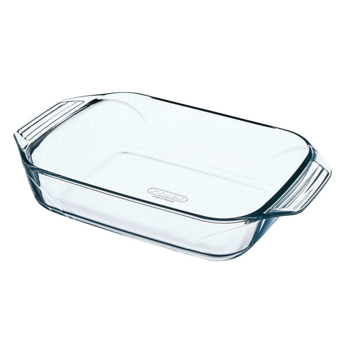Plat à four en verre 35 x 23 cm - Pyrex
