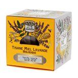 Recharge tisane bio Lavande miel 36g - Provence d´Antan