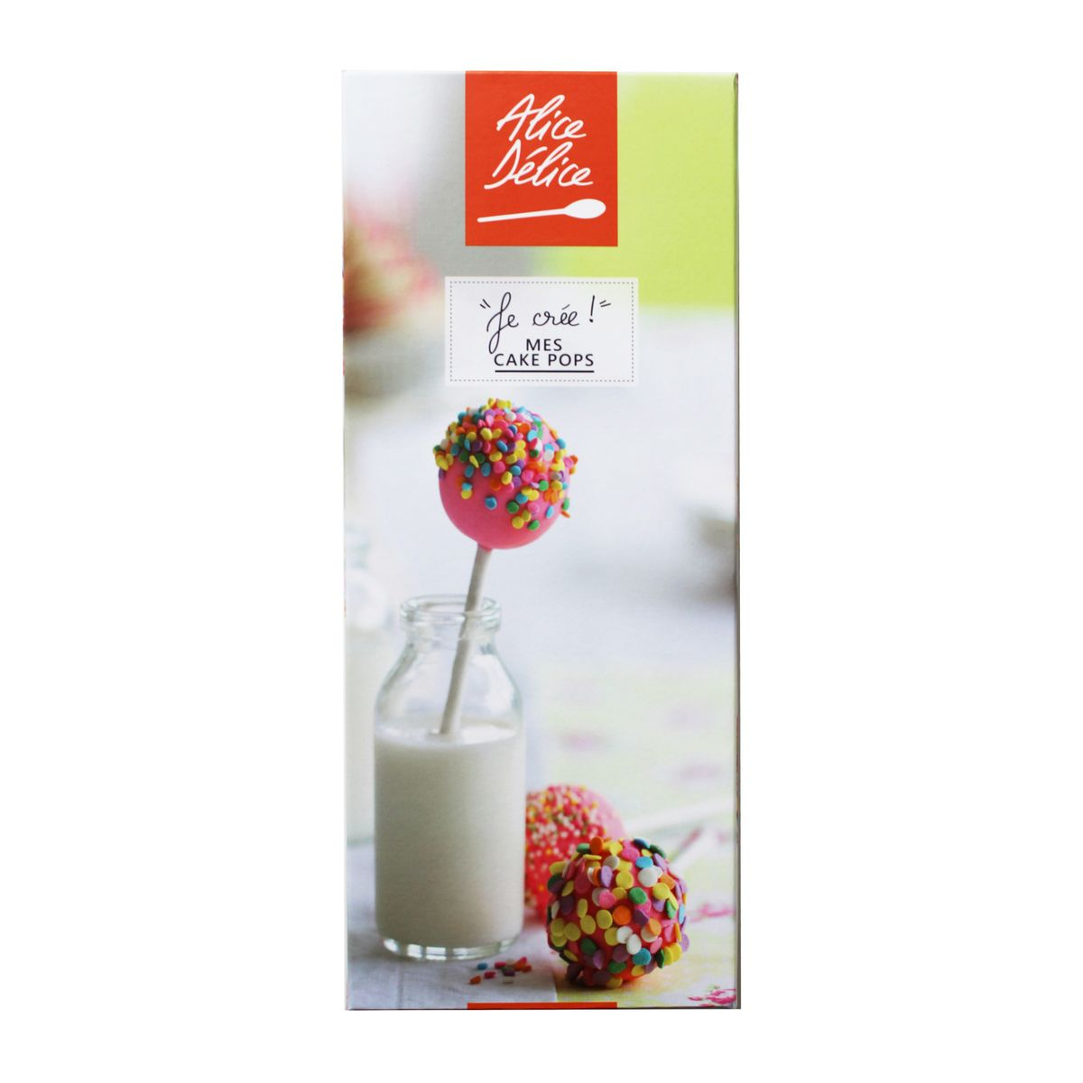 Kit à cake pops - Alice Délice