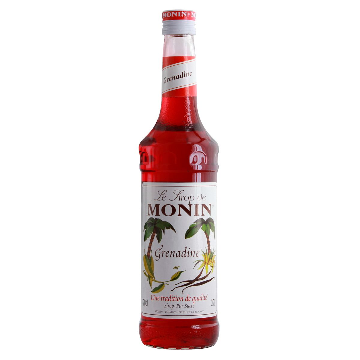 Sirop grenadine 70 cl - Monin