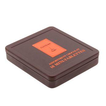 Boîte métal mini-tablettes - Cafetasse