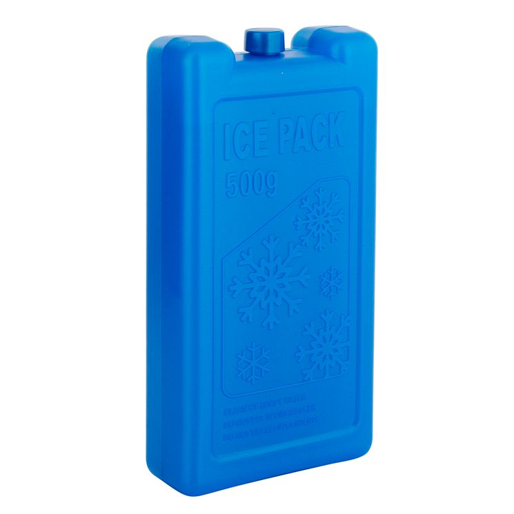 Bloc réfrigérant plastique bleu 500gr - Kitchen Craft
