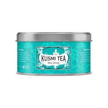 THE VERT BLUE DETOX - 125G - KUSMI TEA