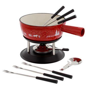 Achat en ligne Service fondue savoyarde - Table & Cook