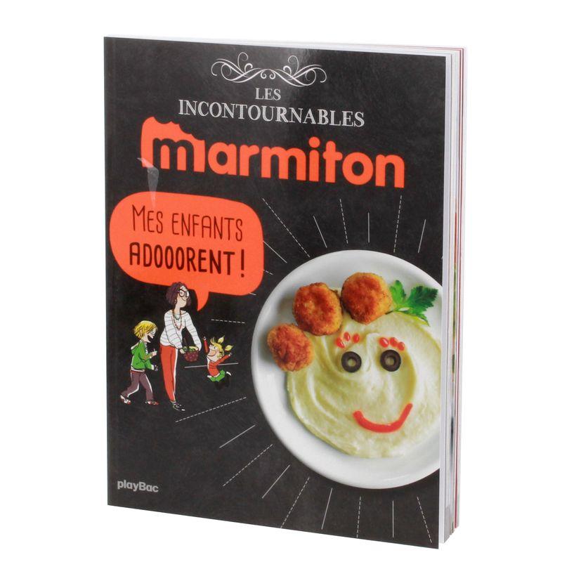 Les incontournables Marmiton : mes enfants adorent  - Marabout