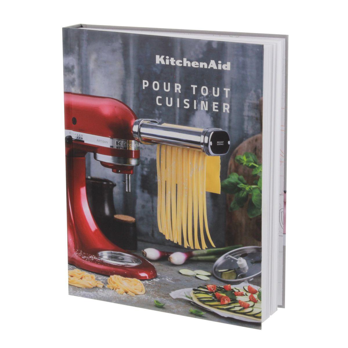 Kitchenaid, pour tout cuisiner - Lec Ducasse