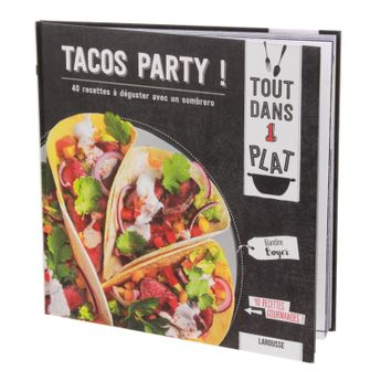 Tacos party - Larousse