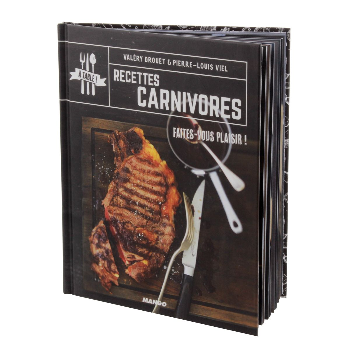 Recettes carnivores - Mango