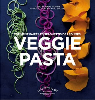 Veggie pasta - Marabout