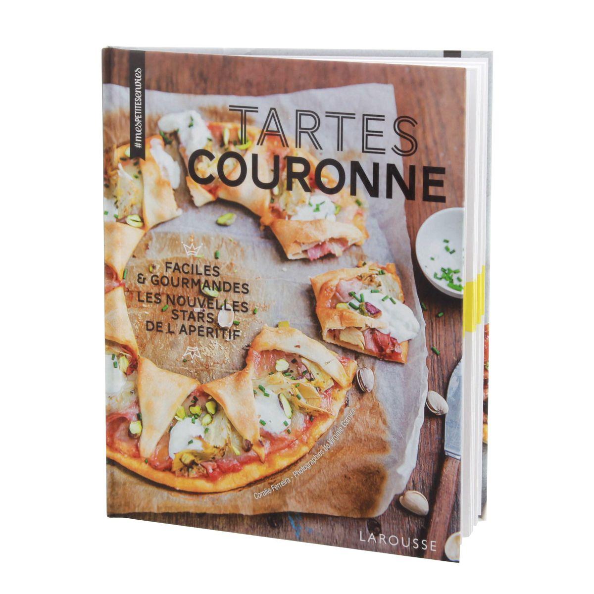 TARTES COURONNE  - LAROUSSE