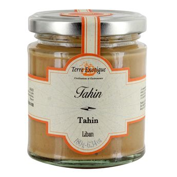 Tahin 180g - Terre Exotique