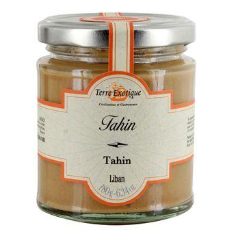 Achat en ligne Tahin 180gr - Terre Exotique