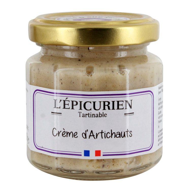 Crème d´artichaut  - L´Epicurien