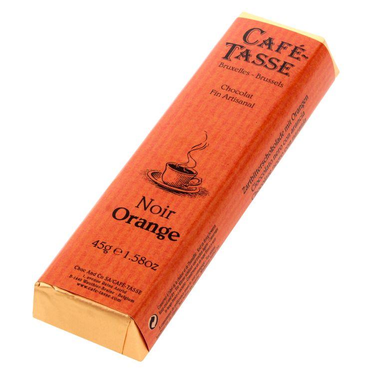 Bâton assorti goût noir orange 45gr - Cafetasse